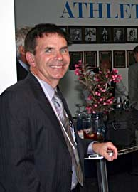 Barry Shannon at 2010 reunion.