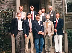 CHA Class of 1970 at reunion in 1995.